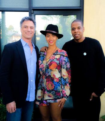 Nick Milo, Beyonce, Jay Z
