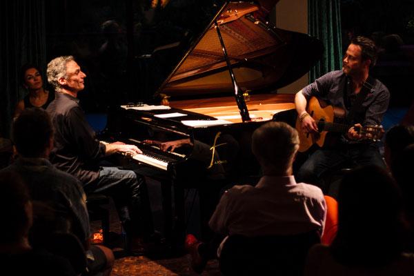 Nick Milo Concert in Vienna, Special Guest Franz Fischer