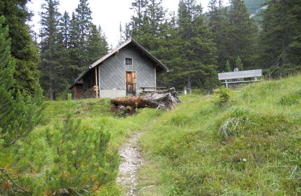 Weg zur Schwarz-Hans-Karspitze