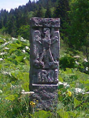 Grenzstein zu Tirol