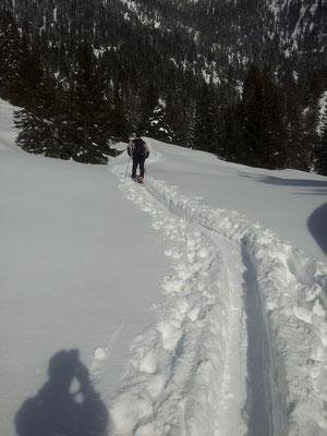 Gemütliche Tour auf den Dürrenberg
