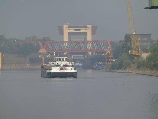 Schleuse Duisburg-Meiderich