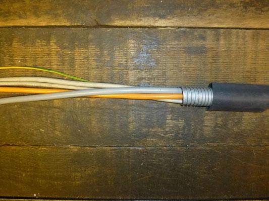 eingezogene Kabel © p-m