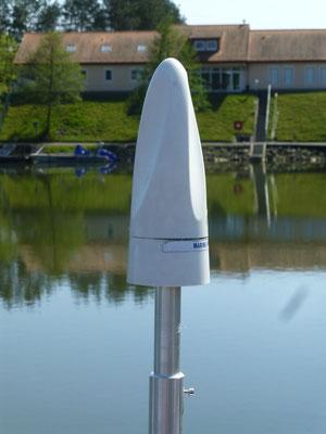 VHF-Schiffsfunkantenne Glomex RA121