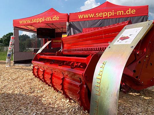 SEPPI M. Deutschland - demopark 2019