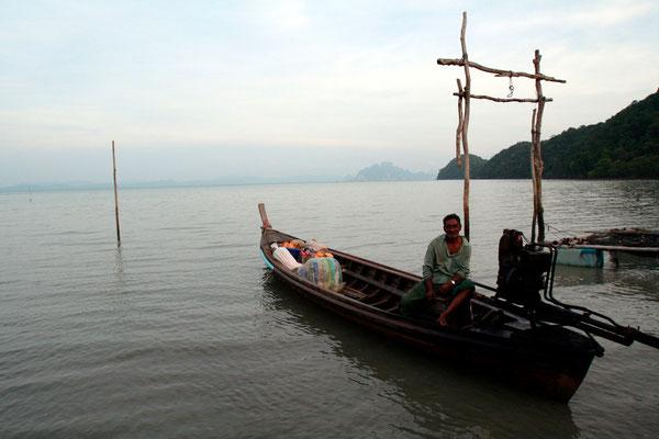 Pêcheur (Thaïlande)