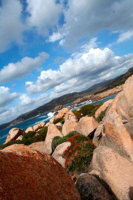 Le site de Senetosa (Corse)