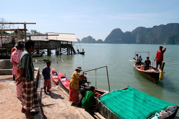 Nomade de la mer (Thaïlande)