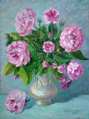 Татьяна Казакова. Розовое настроение