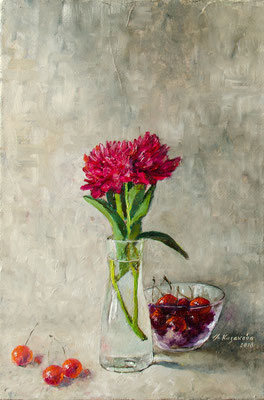 Татьяна Казакова. Рубиновые ягодки