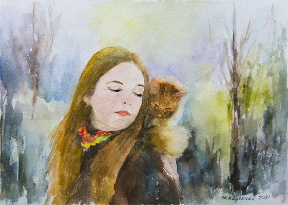 Татьяна Казакова. Мартовский свет