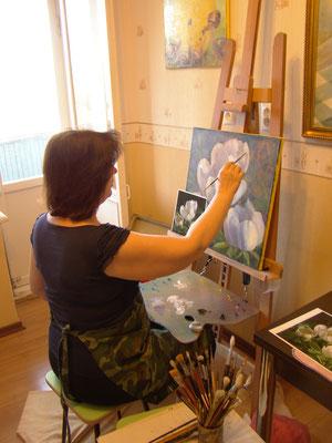 Кухня (в прямом и переносном смысле) живописи Татьяны Казаковой
