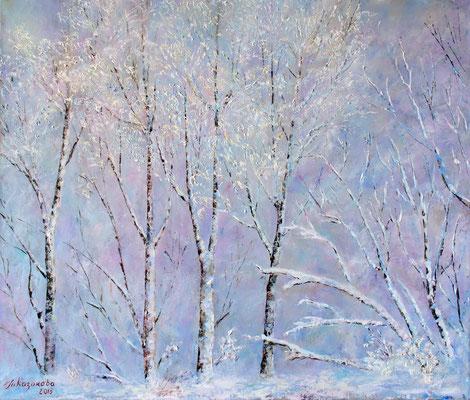 Татьяна Казакова. Снегурка