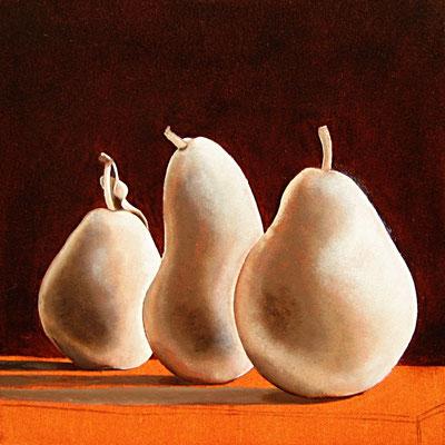 Alex Zonis, Sentries - подмалевок, в основном серыми красками