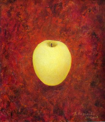 Татьяна Казакова. Яблочное трио (2)
