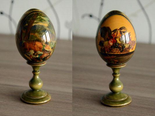 Татьяна Казакова. Яйцо декоративное