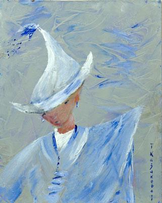Татьяна Казакова. С мечтой о море
