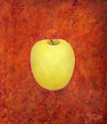 Татьяна Казакова. Яблочное трио (1)