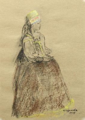 Татьяна Казакова. Самарская красавица