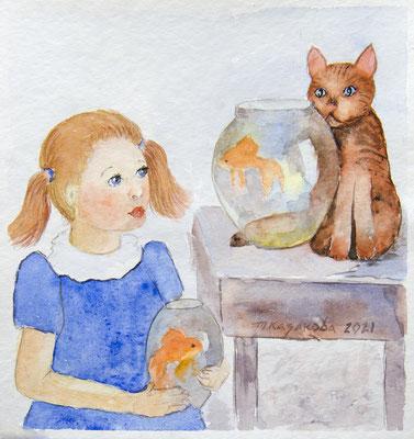 Татьяна Казакова. Любимая игрушка