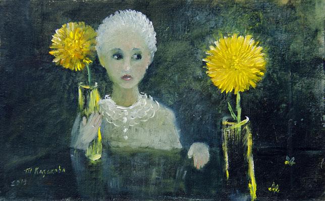 Татьяна Казакова. Одуванчики