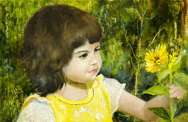 Татьяна Казакова. Цветочек