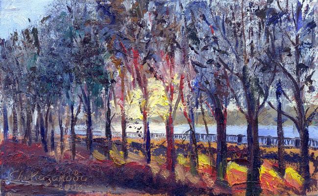 Татьяна Казакова. Осенний вечер (2)