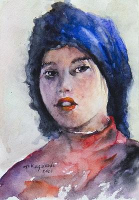 Татьяна Казакова. Синяя чалма