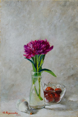 Татьяна Казакова. Маленький натюрморт