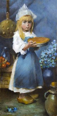 Татьяна Казакова. Маленькая хозяка