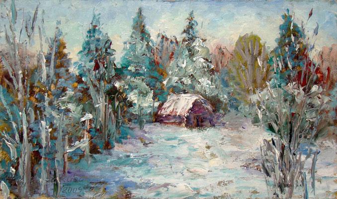 Татьяна Казакова. Зимняя сказка (1)