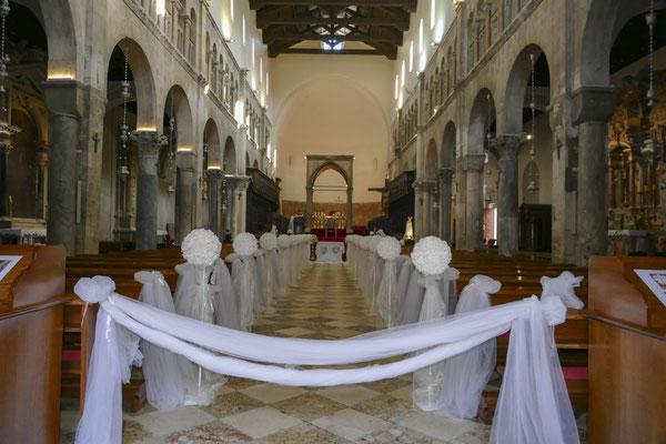 Zadar Hochzeitskirche