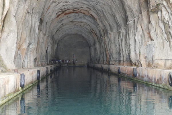 U-Boot-Garage