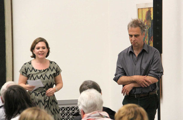 Patricia Bieder und Jürg Hugentobler