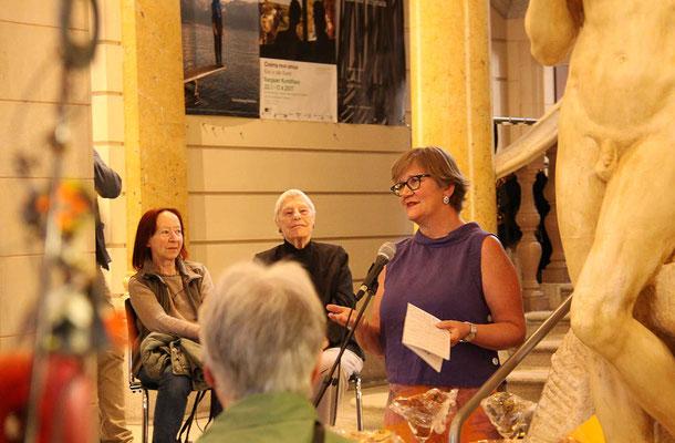 Ansprache von Brigitte Müller zur Vernissage «La Brocca Nera»
