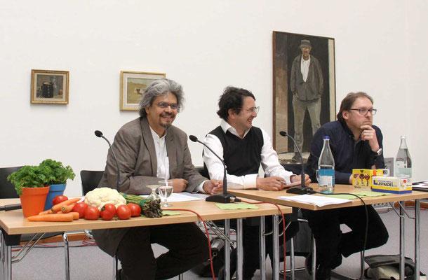Arjuna Adhihetty, Matthieu Haudenschild, Rolf Jenny