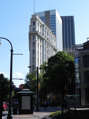 Flat Iron Building in Atlanta ? :-)