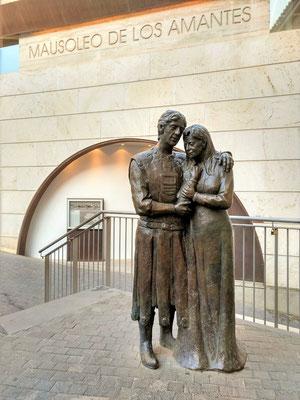 Los Amantes de Teruel, die hiesigen Romeo und Julia