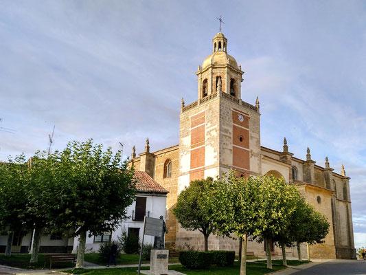 Kirche San Adrés Apóstol