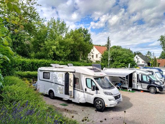 Wohnmobilpark am Rottenbacher Weg