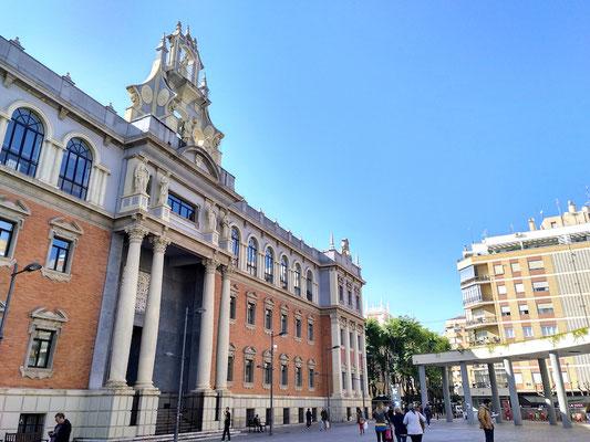 ältestes Gebäude der Universität