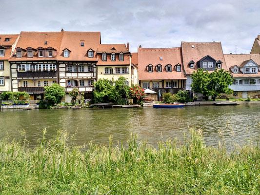 Klein-Venedig nennen die Bamberger diesen Teil der Stadt