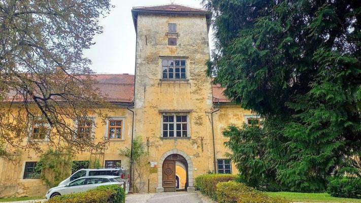 das Schloss Grm (Schloss Stauden)