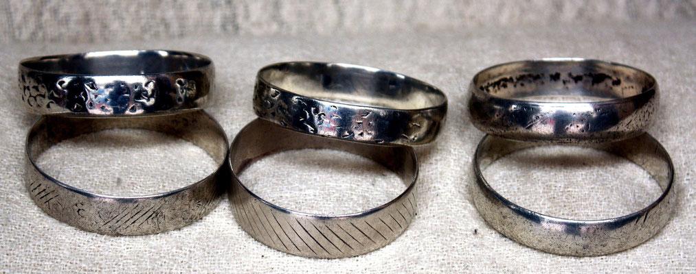 Bracelets berbères anciens