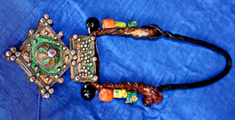 "Necklace  ""Cruce of  Akka"""