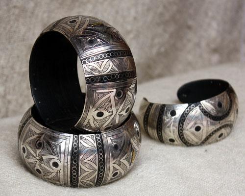 Bracelets de la Maurétanie