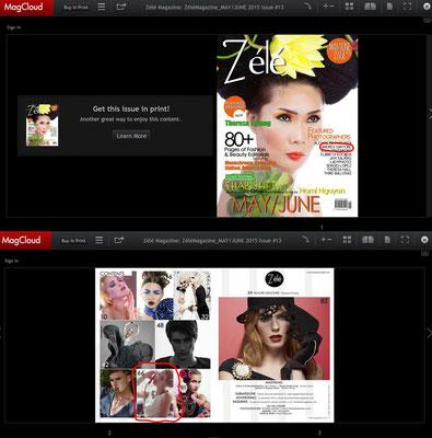 PUBLISHED ON MAGAZINE | ZÉLÉ