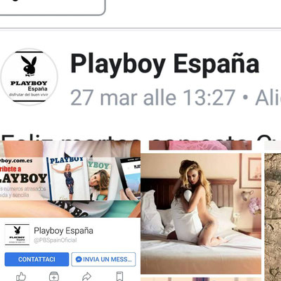 PUBLISHED ON PLAYBOY SPAIN