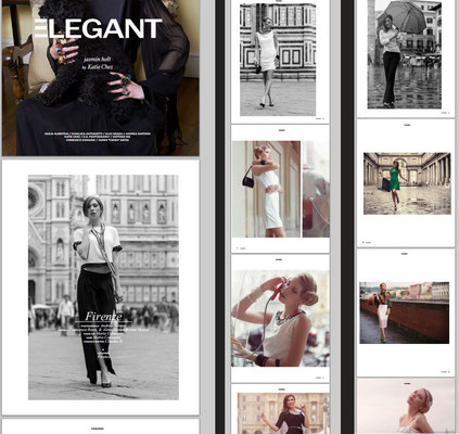 PUBLISHED ON MAGAZINE | ELEGANT