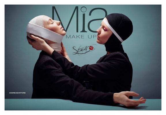 ADVERTISING FOR MIA MAKE UP
